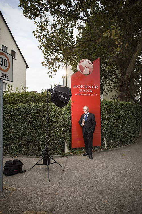 Making Of Handelsblatt Shooting